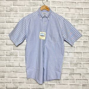 NWT L.L. Bean Casual Button Down Shirt Sz 14.5 Reg